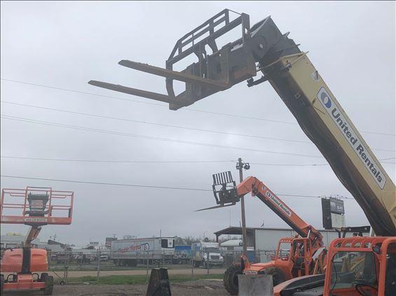 2013 JLG G10-55A Reach Forklift
