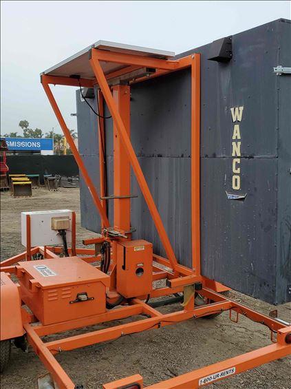 2015 Wanco WTLMB