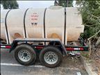 2015 Wylie Sprayers EXP-1025 Water Trailer