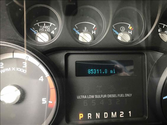 2015 Ford F550REGXLD4WD