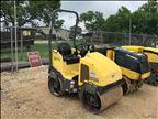 2017 Wacker Neuson RD 12A-90 Ride-On Roller