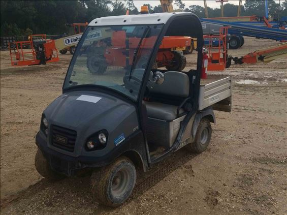 2017 Club Car CARRYALL 300 Utility Vehicle