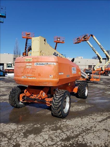 2011 JLG 800S Boom Lift