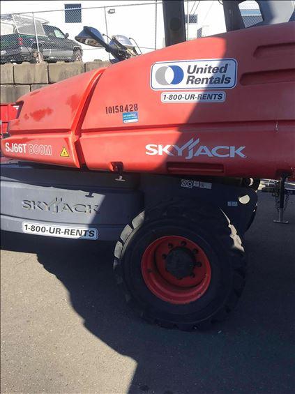 2013 Skyjack SJ66T Boom Lift