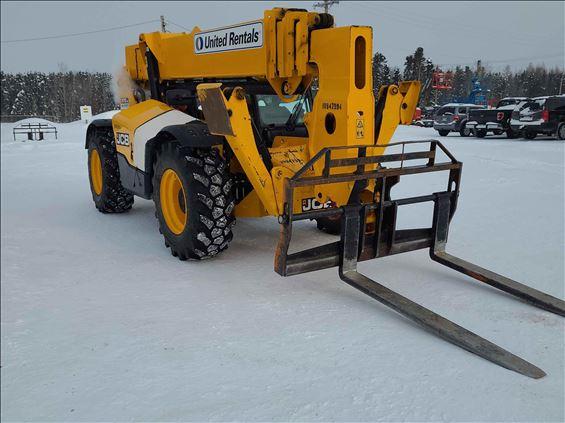 2019 JCB 510-56 Rough Terrain Forklift