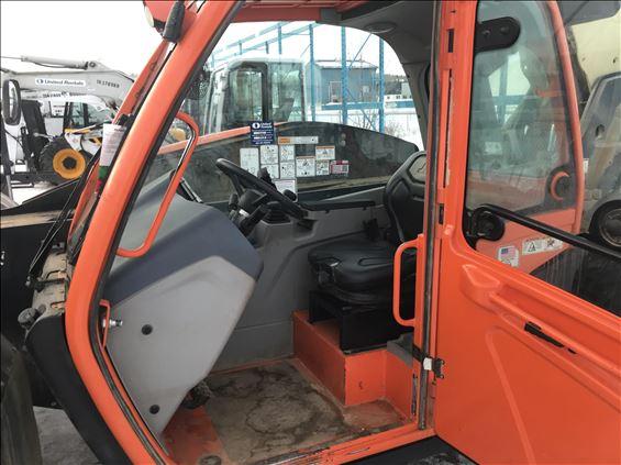 2018 JLG 1055 Rough Terrain Forklift