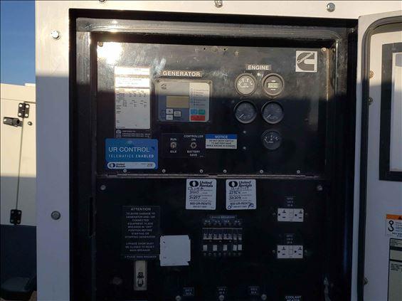 2014 Cummins C60D6RG Diesel Generator