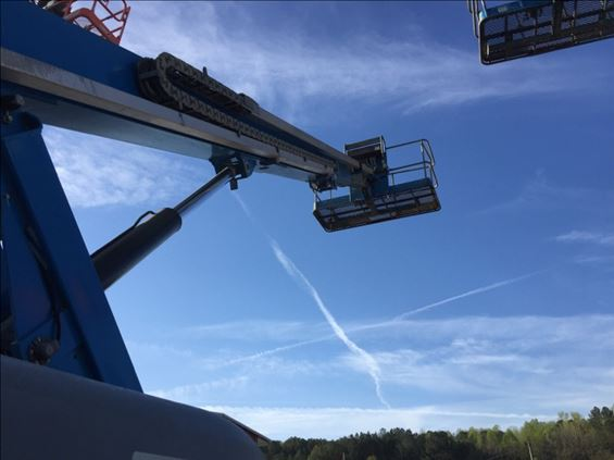 2012 Genie S-60X Boom Lift