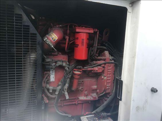 2015 Cummins C100D6RG Diesel Generator