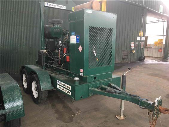 2012 Pioneer Pump PP64S17L716068 Pump