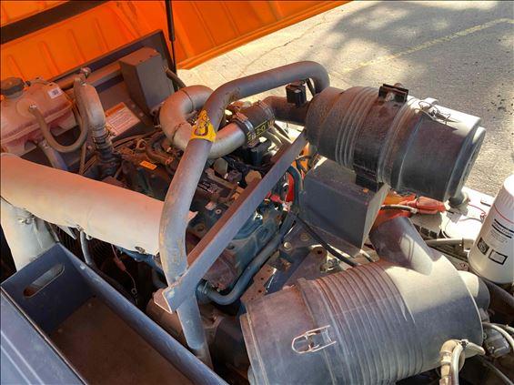 2016 Atlas Copco XAS185 Air Compressor