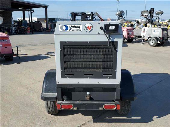 2018 Wacker G25 T4F Diesel Generator