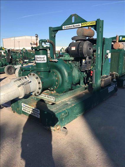 2014 Pioneer Pump PP12S17L716068 Pump