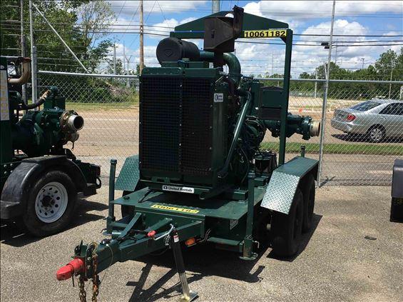 2012 Thompson 6JSCD-DJDST-45H Pump