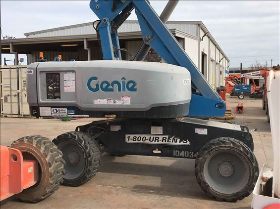 2015 Genie S-60X Boom Lift