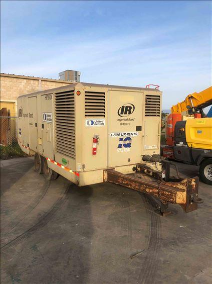 2012 Ingersoll Rand HP1600WCU-IQ Air Compressor