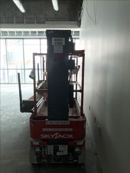 2013 Skyjack SJ16 Scissor Lift