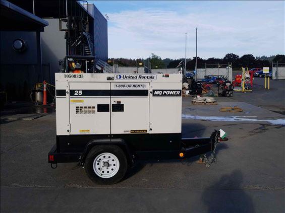 2016 Multiquip DCA25SSIU4F Diesel Generator