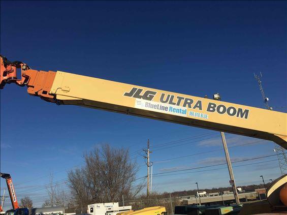 2010 JLG 1200SJP-D. Boom Lift