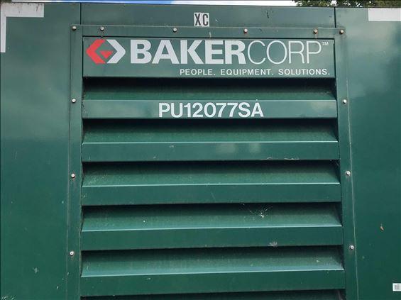 2011 BakerCorp BP128HS-CD300AS