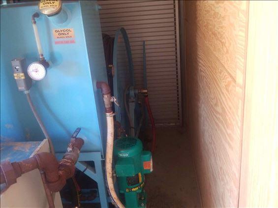 2014 THOR LD5030 Ground Heater