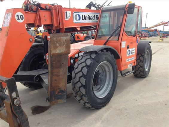 2011 JLG 10054 Rough Terrain Forklift