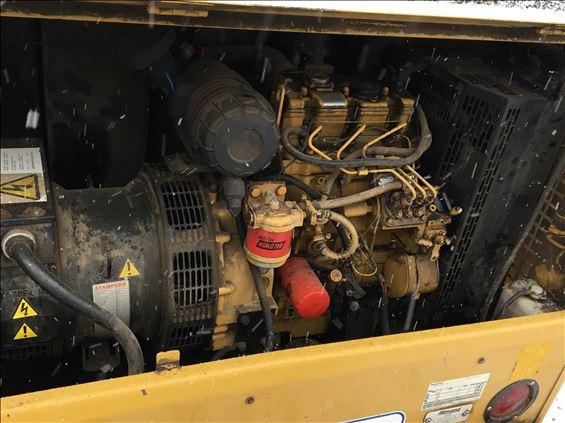 2012 Allmand MH1000 Heater