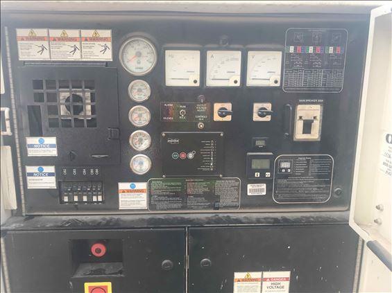 2015 Doosan G85WCU Diesel Generator