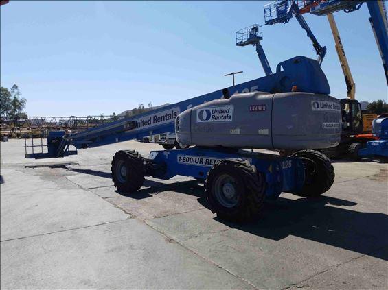 2008 Genie S-125 Boom Lift