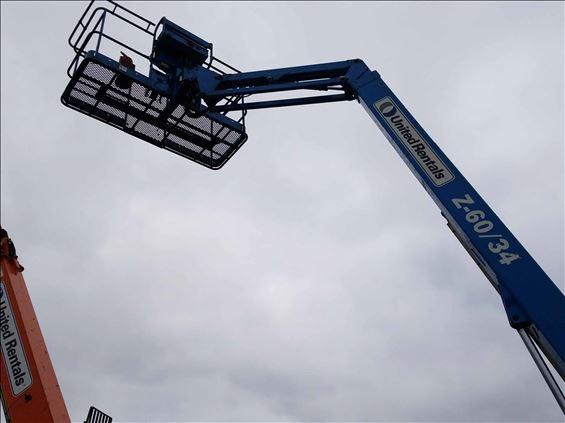 2010 Genie Z-60/34 Boom Lift