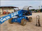2013 Genie S-60 Boom Lift