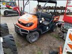 2014 Kubota RTV400CI-H Utility Vehicle