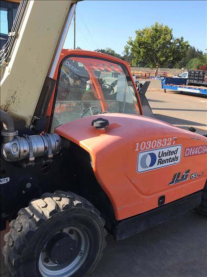 2014 JLG G5-18A Rough Terrain Forklift