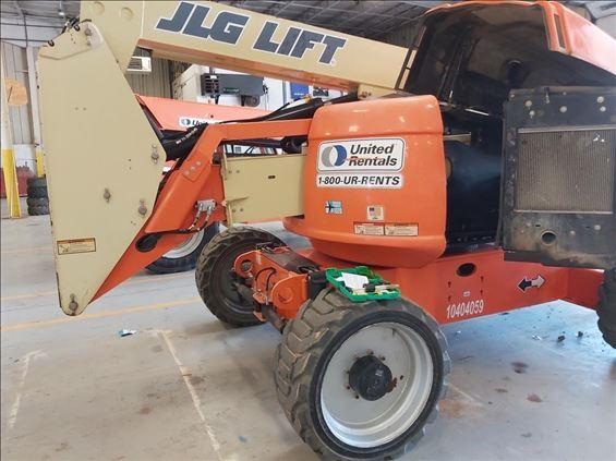 2015 JLG 600AJ Boom Lift
