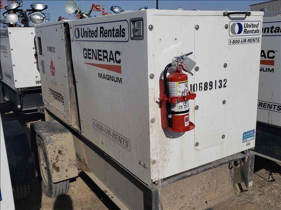 2017 Magnum Pro MMG25CAN6 Diesel Generator
