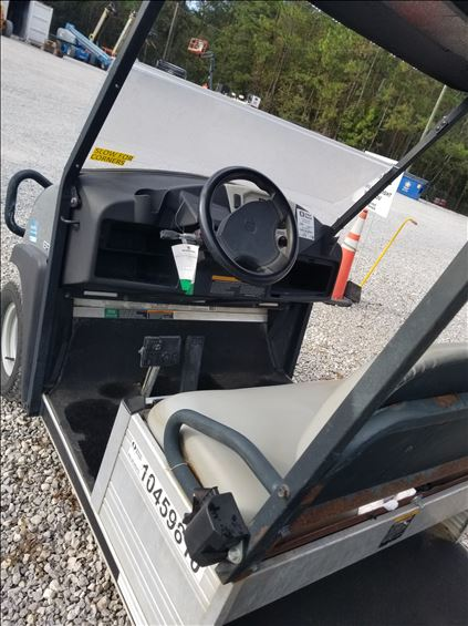 2016 Club Car TRANSPORTER 6 Utility Vehicle