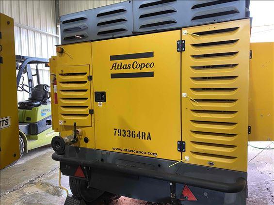 2009 Atlas Copco XAS1600CD6 Air Compressor