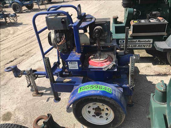 2017 Portable Pumping Systems 4DD-TR-YD Pump