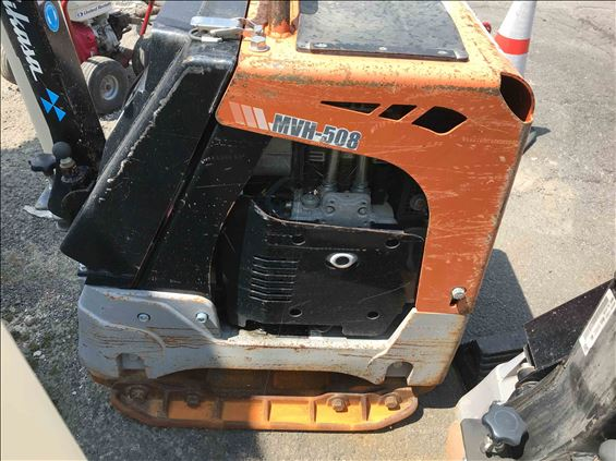 2017 Multiquip MVH508DZ Plate Compactor