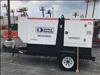 2014 Magnum Pro MMG75D Diesel Generator