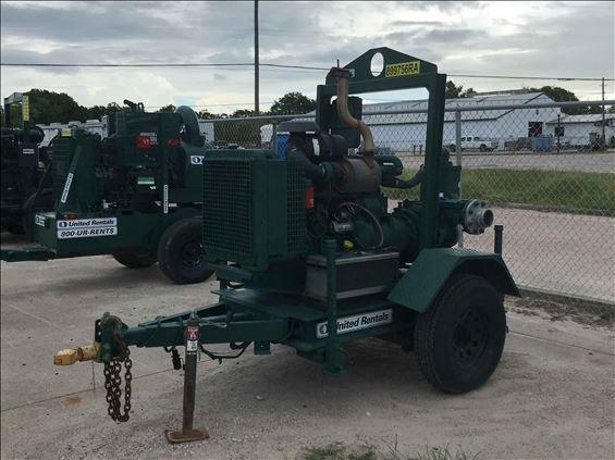 2017 CORNELL 6NHTA-RP-4045 Pump