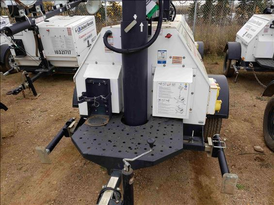 2014 Magnum Pro MLT4200 Towable Light Tower
