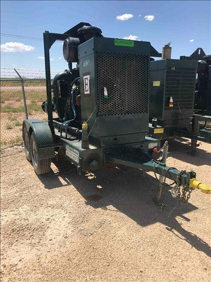 2012 Pioneer Pump VP108S17L716090