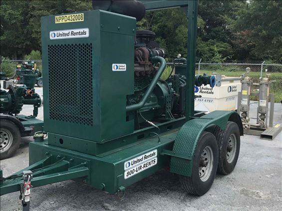 2012 Pioneer Pump VP43C21L716068