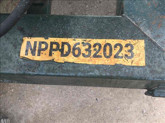2012 Pioneer Pump PP63C17L71D914 Pump