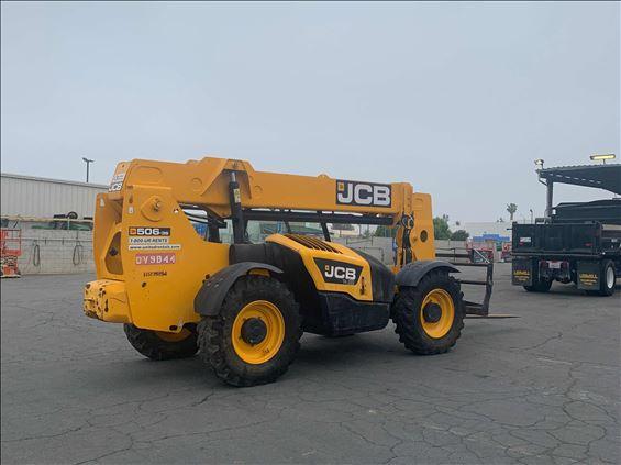 2014 JCB 506-36 Reach Forklift