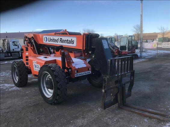 2018 SKYTRAK 6042 Rough Terrain Forklift
