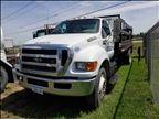 2014 Ford F-750 STAKE Truck