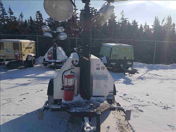 2018 Magnum Pro MLT4080KVCAN Towable Light Tower