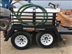 2016 Magnum Pro MWT0500 Water Trailer